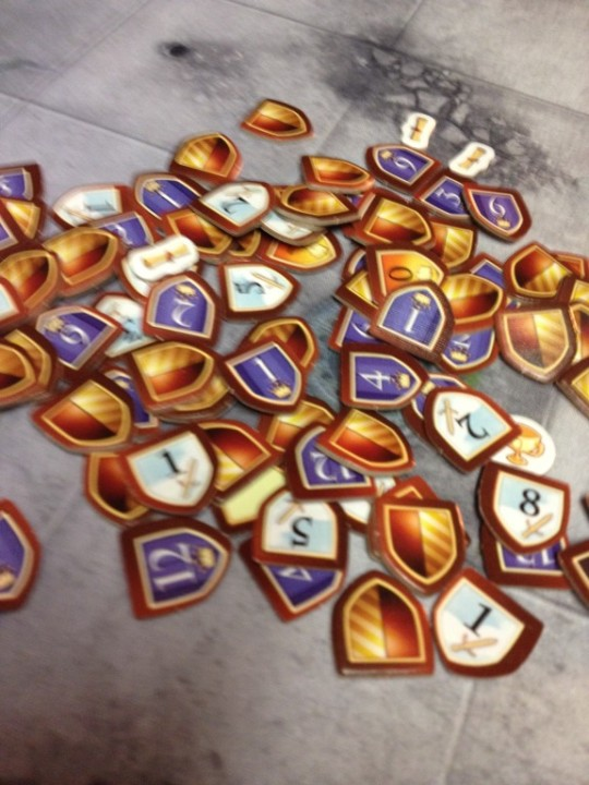 Medieval Academy Tokens