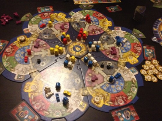 Aquasphere Game Board