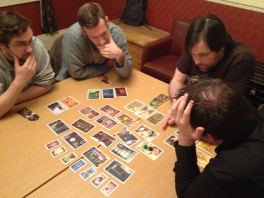 Mysterium Players