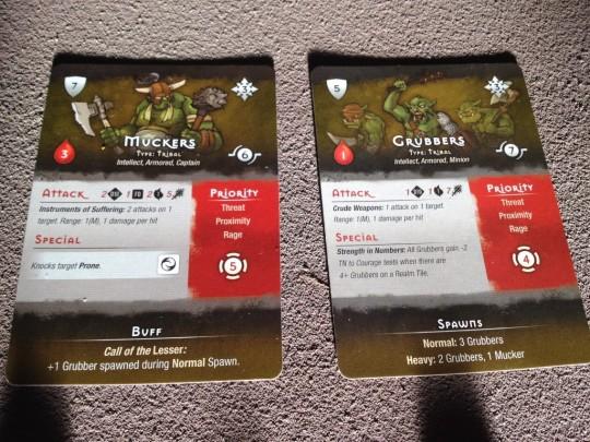 Myth Creature Cards