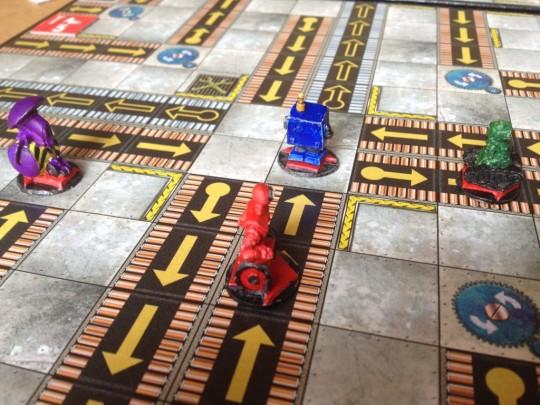 Robo Rally Board