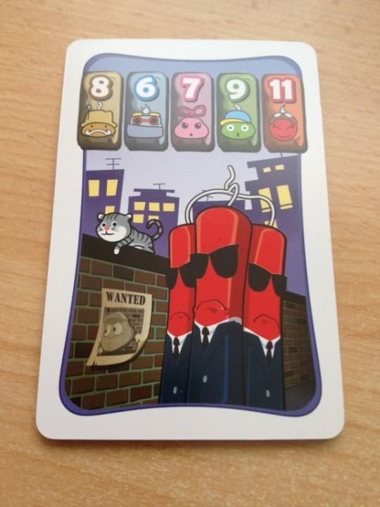 Boom Runaway Guard Card