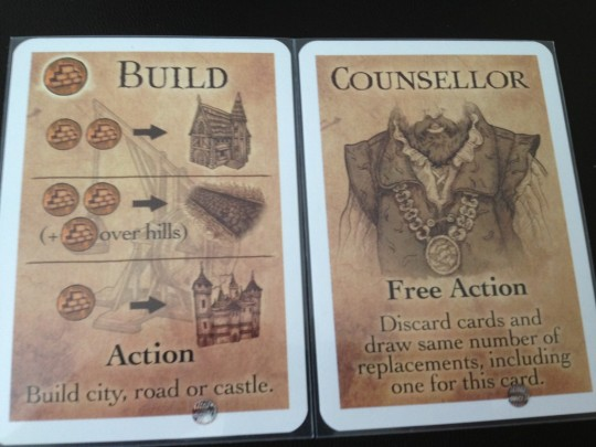 Mythotopia Action Cards