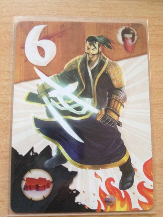 Samurai Spirirt Boss