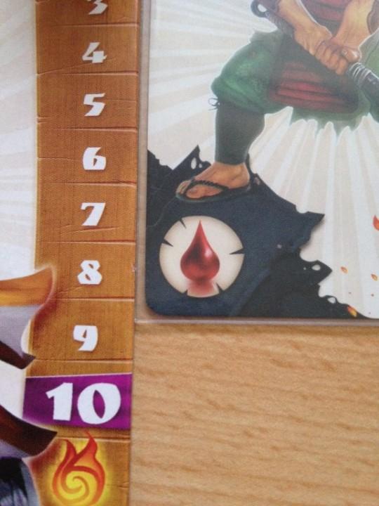 Samurai Spirirt Raider Wound