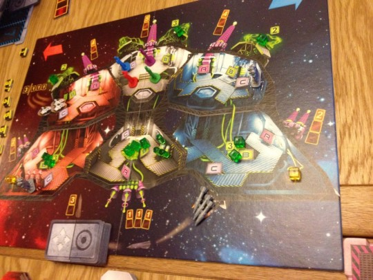 Space Alert Ship