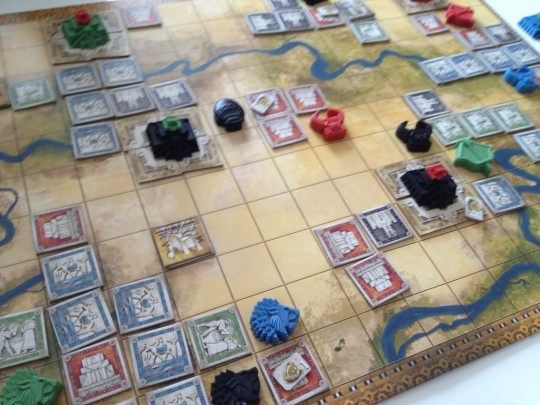 Tigris & Euphrates Board