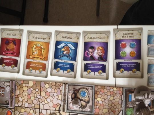 Arcadia Quest Quests