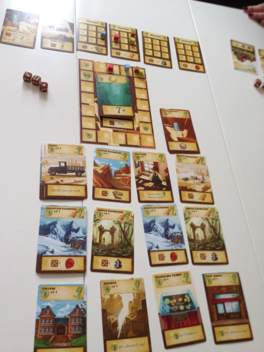 Artifacts Inc Board