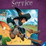 Broom Service Box