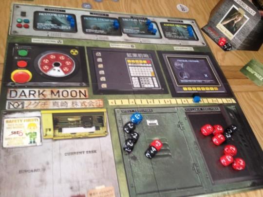Dark Moon Board