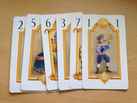Primiera Most Coin Cards