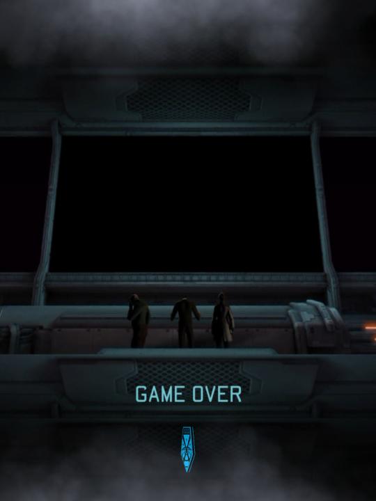 XCOM Game Over