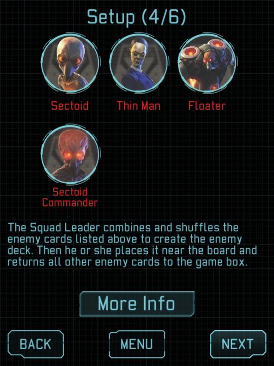 XCOM Pick Aliens