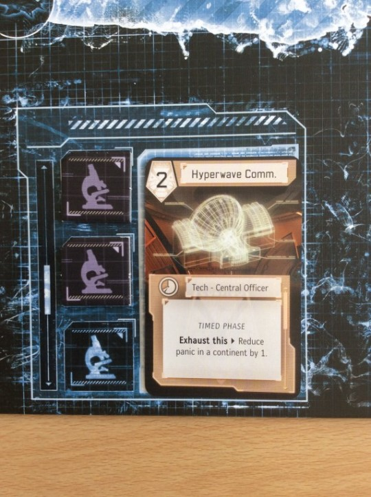 XCOM Science Card