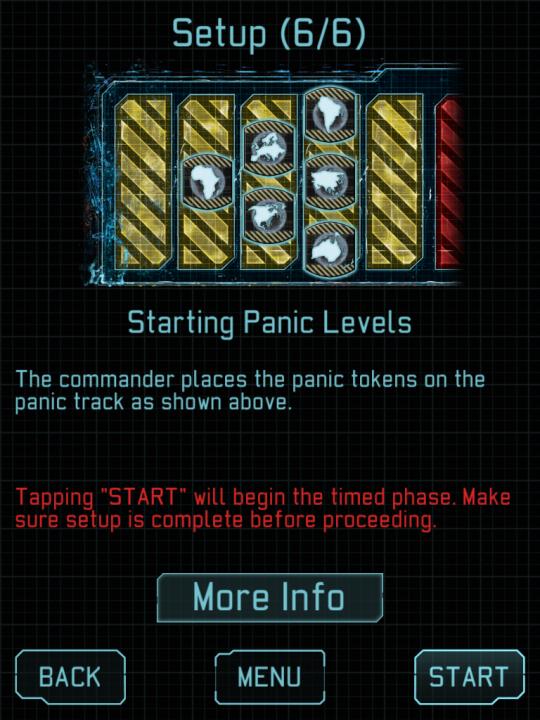 XCOM Starting Panic Levels