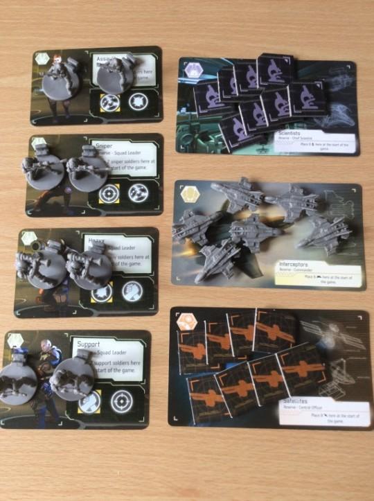 XCOM Unit Setup