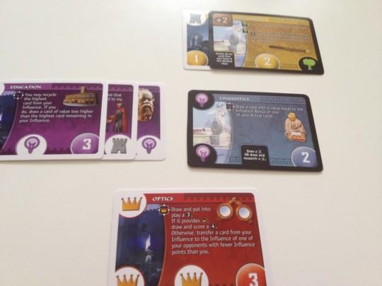 Innovation Card Stacks