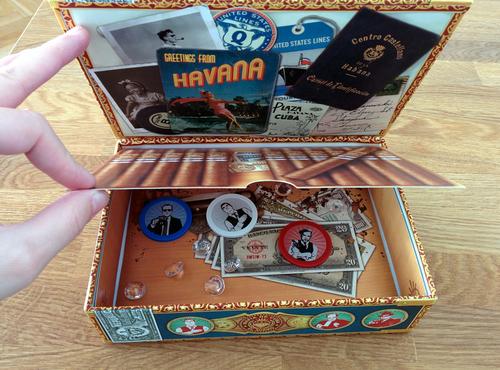 Mafia De Cuba Components