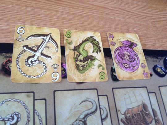 Dead Mans Daw Cards
