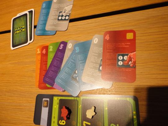 Hack Trick Cards