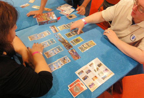 Kenjin at Essen