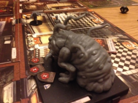 Mansions of Madness Bad Guy