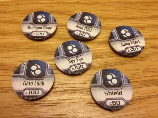 Merchant of Venus Tokens
