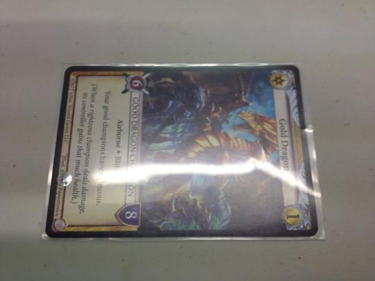 Epic Gold Dragon