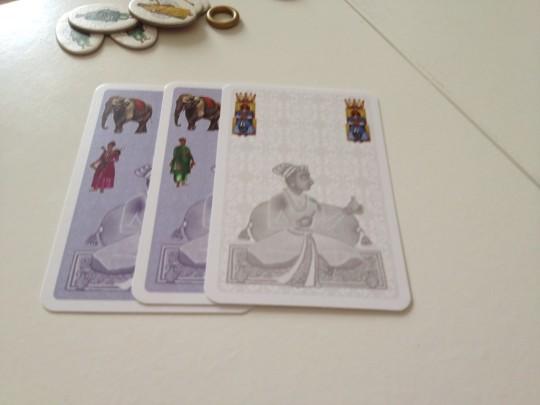 Taj Mahal Cards