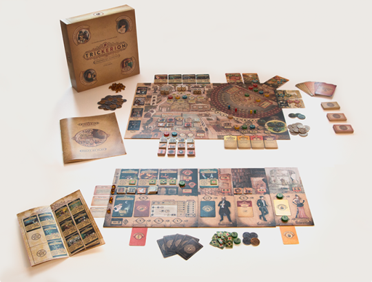 Trickerion Components