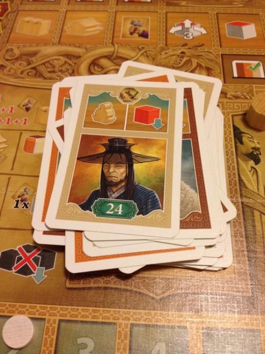 ZhanGuo Cards