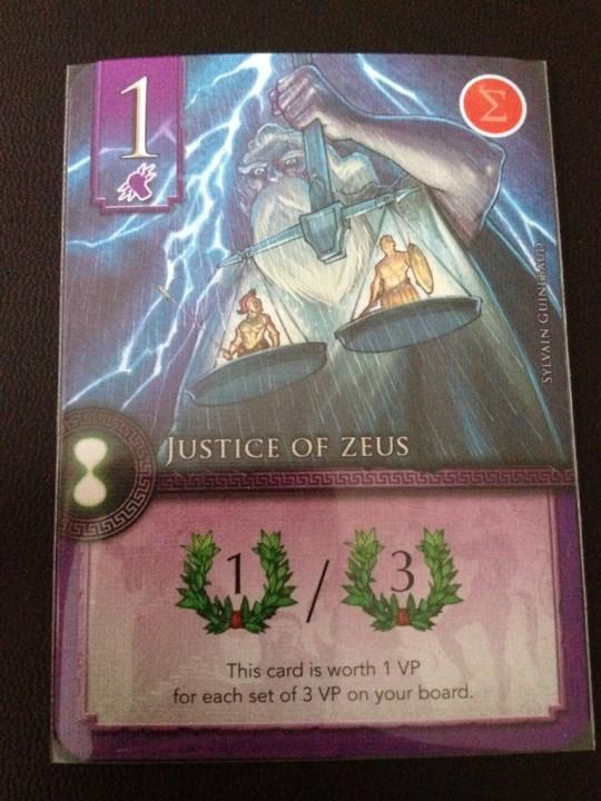 Elysium Egg Timer Card