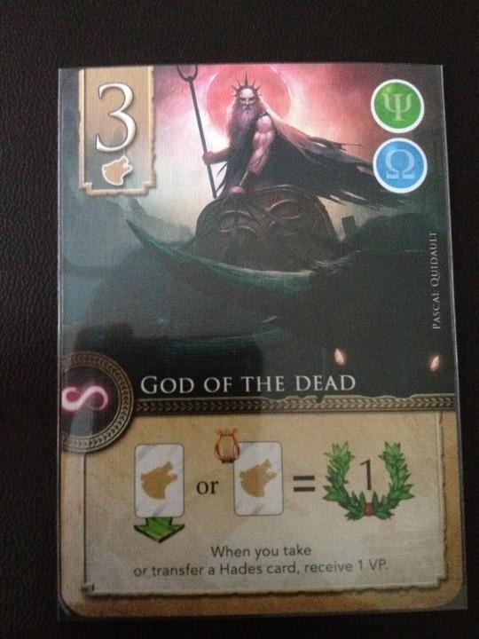 Elysium Infinity Card