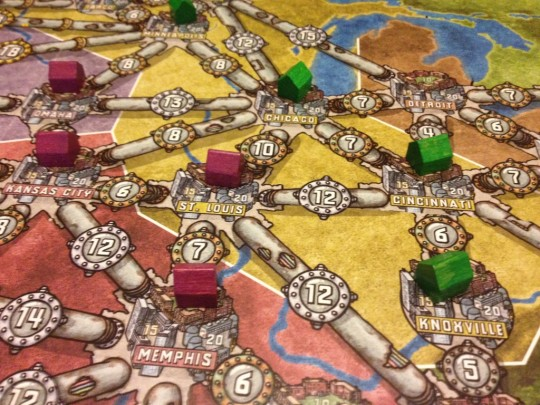 Power Grid Board