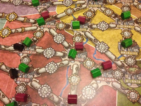 Power Grid Later Board