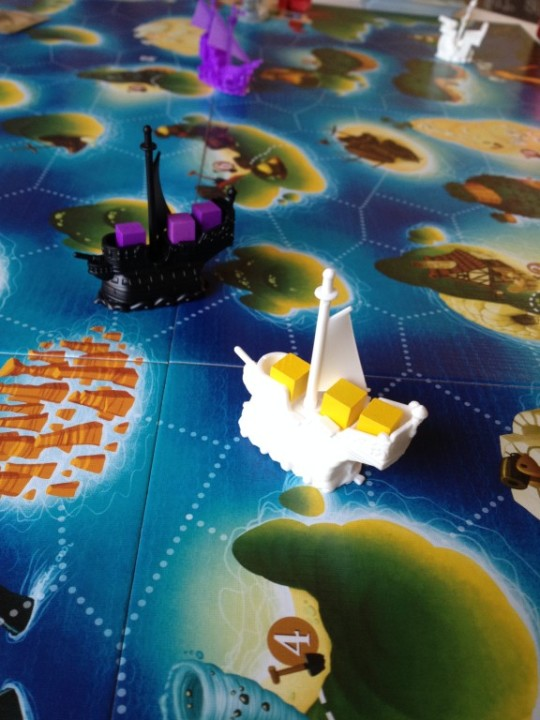 Black Fleet Merchant Ships