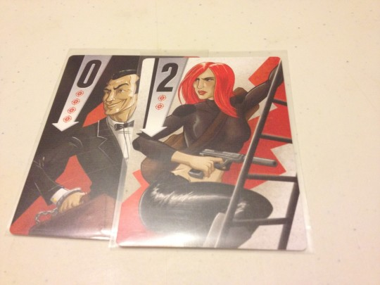 Dead Drop Cards