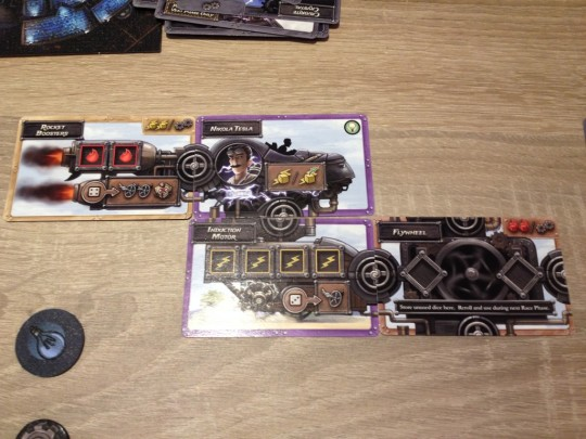 Steampunk Rally Car