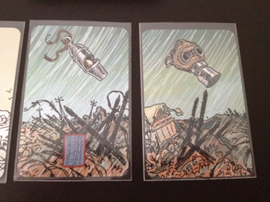 The Grizzled Trap Cards