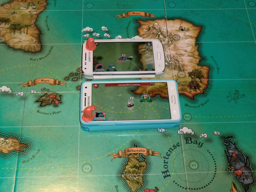 World of Yo-Ho Phones on Map