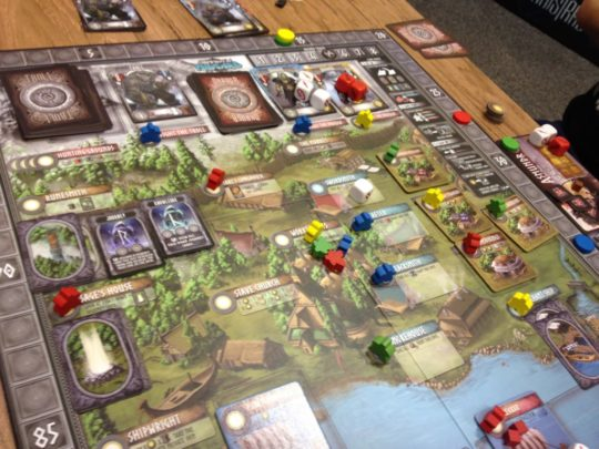 champions of midgard how to play