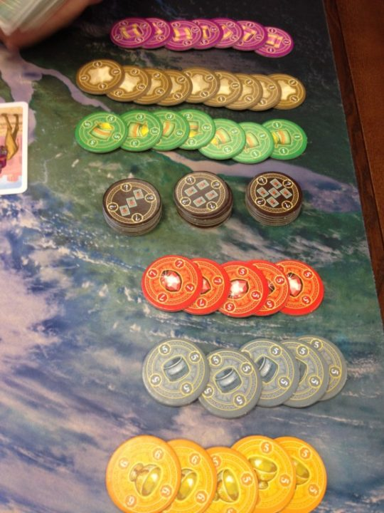 Jaipur Good Tokens