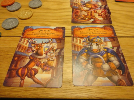 Histrio Character Cards