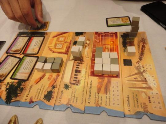 Imhotep Board