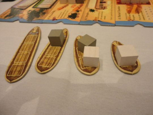 Imhotep Boats