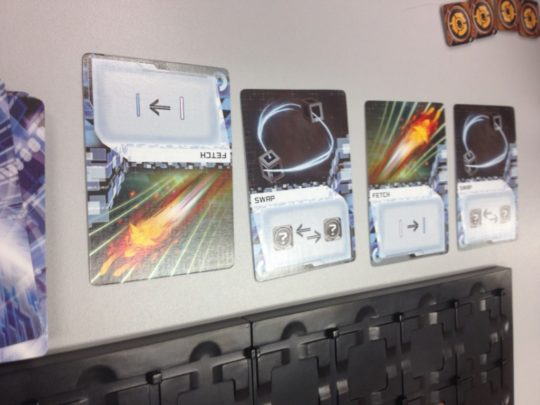 Android Mainframe Cards