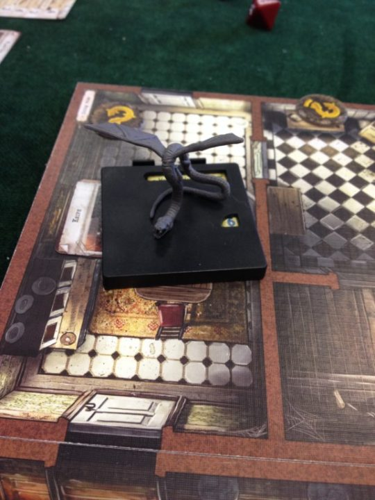 Mansions of Madness Second Edition Monster