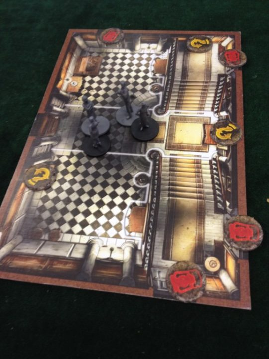 Mansions of Madness Second Edition Start Tile