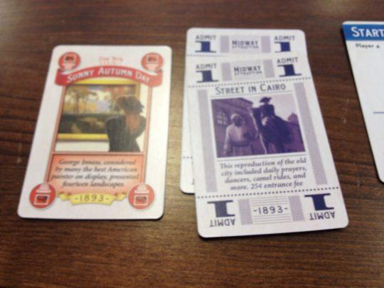 Worlds Fair 1893 Cards